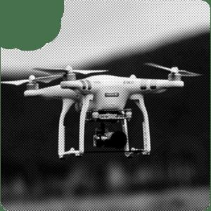 Fotografie z dronu